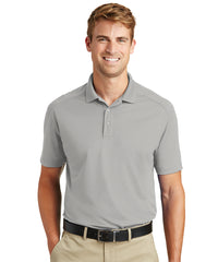 Men's Lightweight Short Sleeve Snag-Proof Polo Shirts (Light Grey) as shown in the UniFirst Rental Catalog