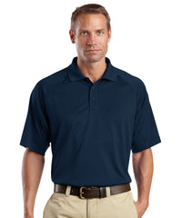 Navy Blue Snag-Proof Tactical Polos Shown in UniFirst Uniform Rental Service Catalog
