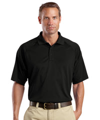 Black Snag-Proof Tactical Polos Shown in UniFirst Uniform Rental Service Catalog