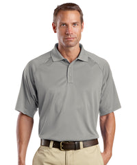 Light Grey Snag-Proof Tactical Polos Shown in UniFirst Uniform Rental Service Catalog