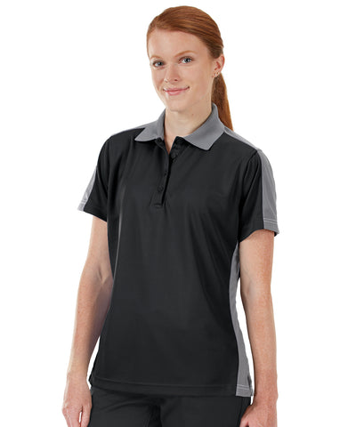 Women's Performance Knit® Short Sleeve Two-Tone Polos