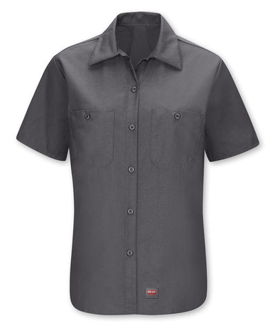 Women's Short Sleeve MIMIX™ Ripstop Work Shirts