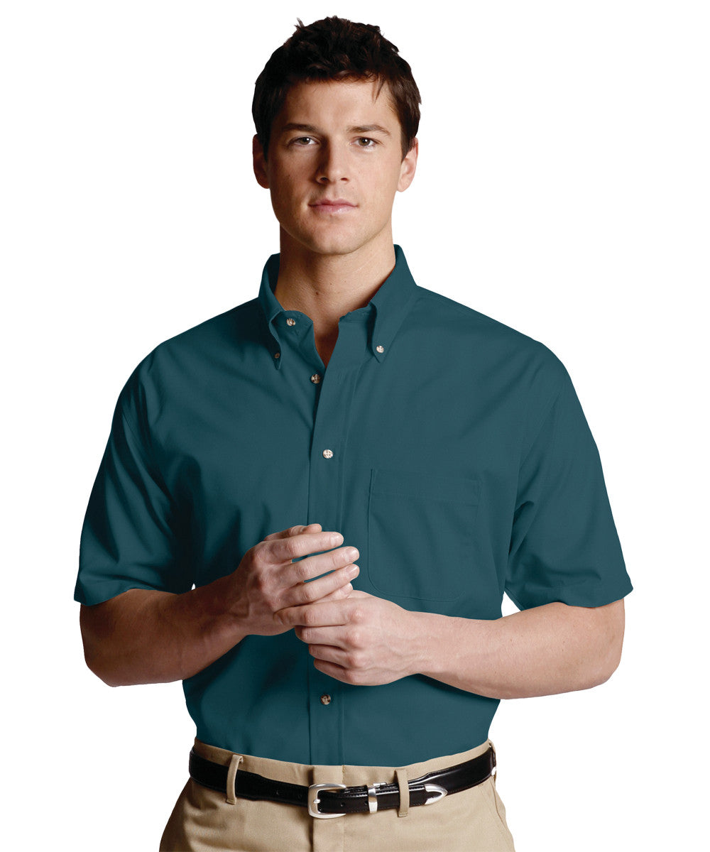 Button down shirts for company uniform rental programs for Button down uniform shirts