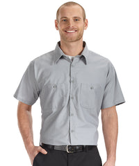 MIMIX™ Short Sleeve Ripstop Work Shirts