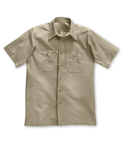 Dickies® Short Sleeve Canvas Work Shirts