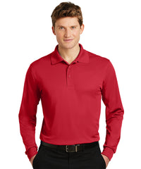 Sport-Tek® Micropiqué Polos (Red) Shown in UniFirst Uniform Rental Service Catalog