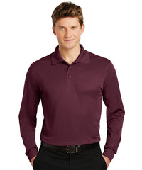 Sport-Tek® Micropiqué Polos (Maroon) Shown in UniFirst Uniform Rental Service Catalog