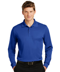 Sport-Tek® Micropiqué Polos (Royal Blue) Shown in UniFirst Uniform Rental Service Catalog