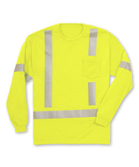 ANSI Class 3 High Visibility Pocket T-Shirts