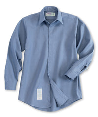 Light Blue Armorex FR® Arc Rated Flame Resistant Food Service Work Shirts Shown in UniFirst Uniform Rental Service Catalog