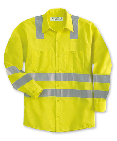 Spotlite LX® ANSI Class 3 High Visibility Work Shirts