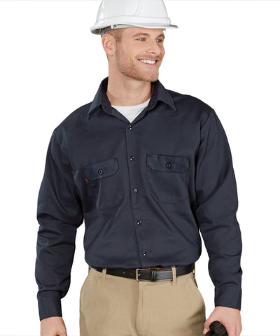 Armorex FR® Arc Rated Flame Resistant Work Shirts (Light Grey) Shown in UniFirst Uniform Rental Service Catalog