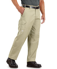 SofTwill® Cargo Pants (Khaki) Shown in UniFirst Uniform Rental Service Catalog