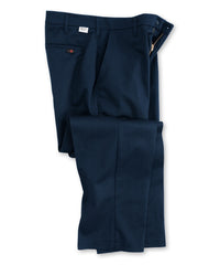 Navy Blue Armorex FR® Arc Rated Flame Resistant Work Pants Shown in UniFirst Uniform Rental Service Catalog