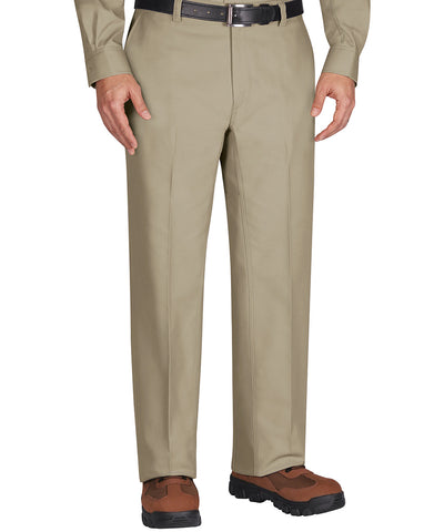 Dickies® Flat Front Canvas Work Pants