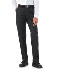 UniFirst® Women's Flexwaist Pants (Black) Shown in UniFirst Uniform Rental Service Catalog