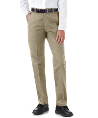UniFirst® Women's Flexwaist Pants (Khaki) Shown in UniFirst Uniform Rental Service Catalog