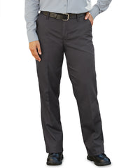 Women's Mimix Utility Pants in Charcoal as shown in the UniFirst Uniform Rental Catalog