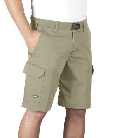SofTwill® Men's Cargo Shorts