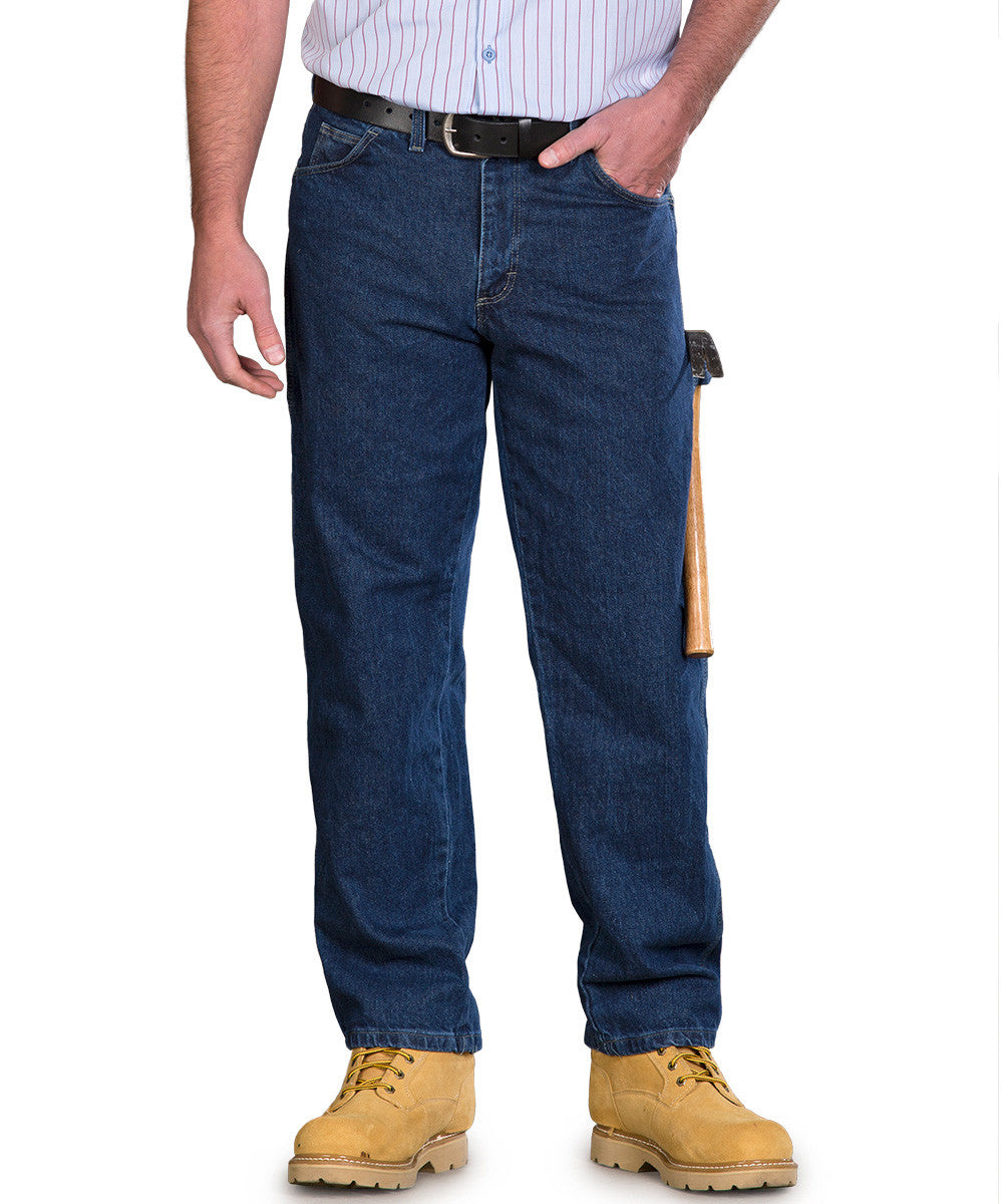 UniFirst HD Denim Carpenter Jeans