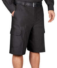 Black Wrangler Workwear™ Cargo Shorts Shown in UniFirst Uniform Rental Service Catalog