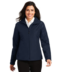 Women's Challenger™ Jackets (Navy) as shown in the UniFirst Uniform Rental Catalog.