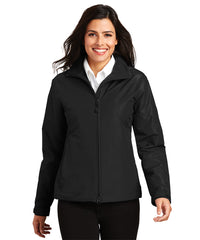 Women's Challenger™ Jackets (Black) as shown in the UniFirst Uniform Rental Catalog.