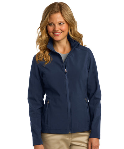 Women's Core Soft Shell Jackets