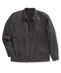 Charcoal Dickies Work Jackets Shown in UniFirst Uniform Rental Service Catalog