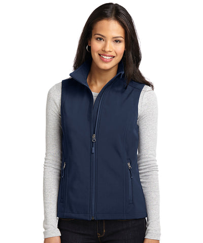 Women's Core Soft Shell Vests