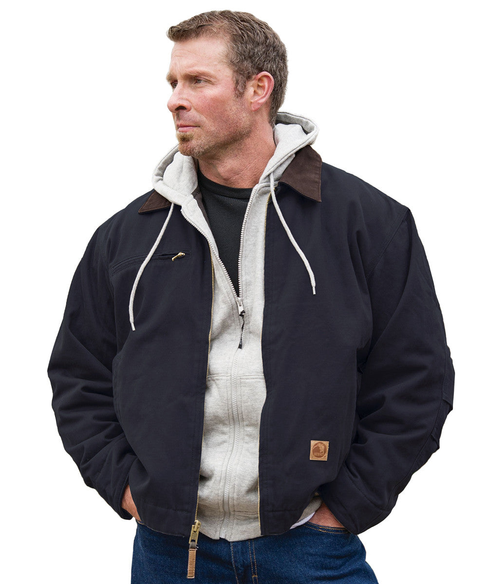 Blazers For Rent: Berne® Gasoline Work Jackets For Your Crew