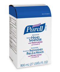 PURELL® Advanced Hand Sanitizer Gel (800 mL) as shown in the UniFirst Facility Services Catalog