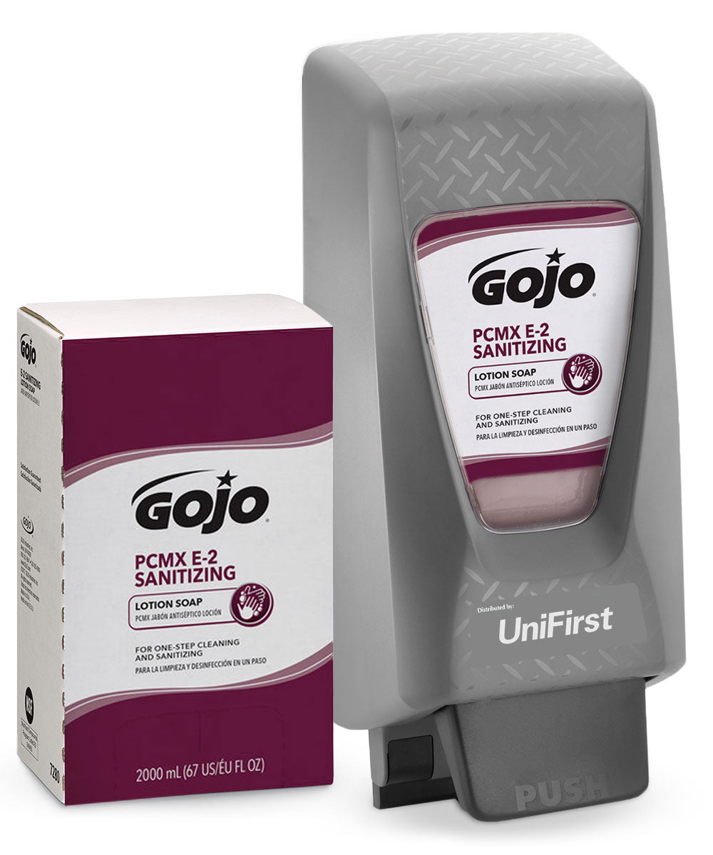 GOJO® PCMX E2 Sanitizing Lotion Soap (2000 mL)