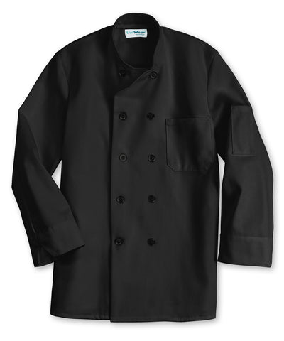 UniWear® 10-Button Full Sleeve Chef Coats