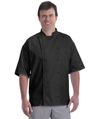 Lightweight UniWear® Mesh Back Chef Coats