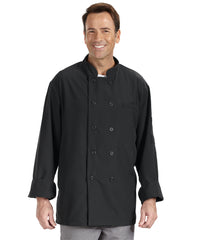 Long Sleeve Mesh-Back Chef Coats