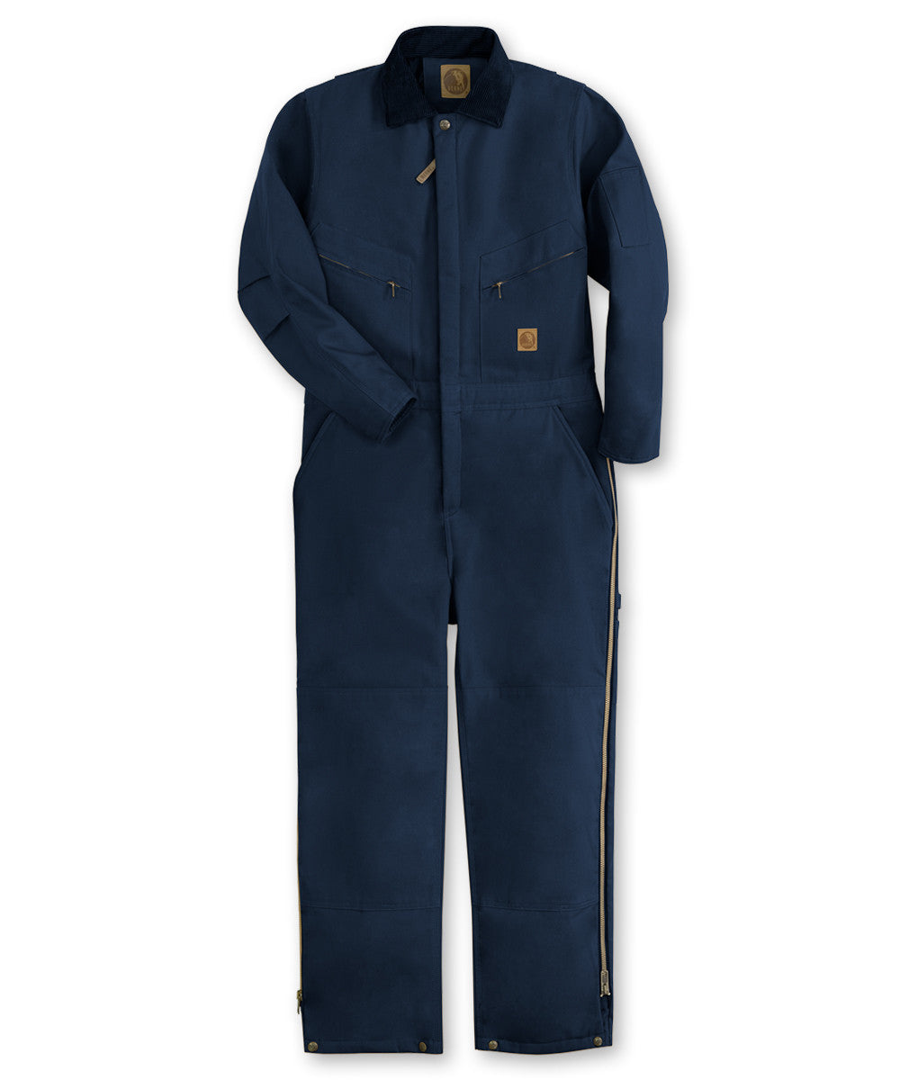 Black Berne® Insulated Coveralls Shown in UniFirst Uniform Rental Service Catalog