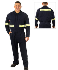 Armorex FR® Flame Resistant Enhanced Visibility Coveralls with Tecasafe® Plus