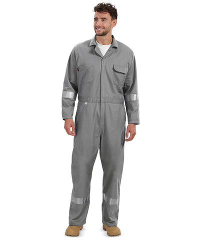 Armorex FR® Flame Resistant Enhanced Visibility Coveralls with Ultrasoft® as shown in the UniFirst Rental Catalog