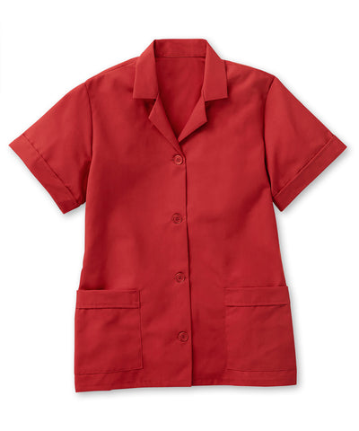 Women's Short Sleeve Smocks