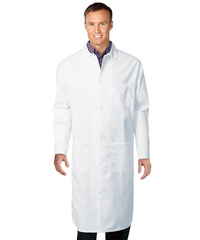 UniWear® Gripper Butcher Coats with Chest Pocket