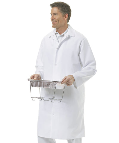 UniWear® Pocketless Butcher Coats