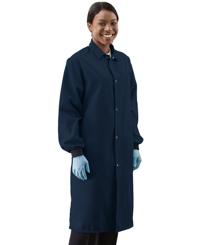 UniWear® Food Processing Coats with Knit Cuffs