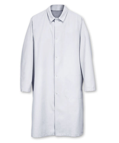 UniWear® Pocketless Food Processing Coats with Open Cuffs
