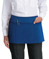 Waist Aprons (Royal Blue) as Shown in the UniFirst Uniform Rental Catalog