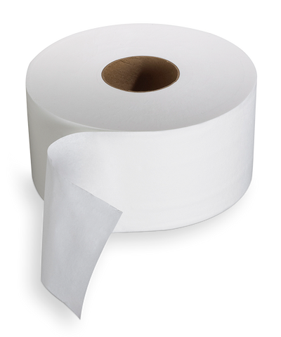 Tork® Advanced Toilet Paper – Mini Jumbo Roll (White)