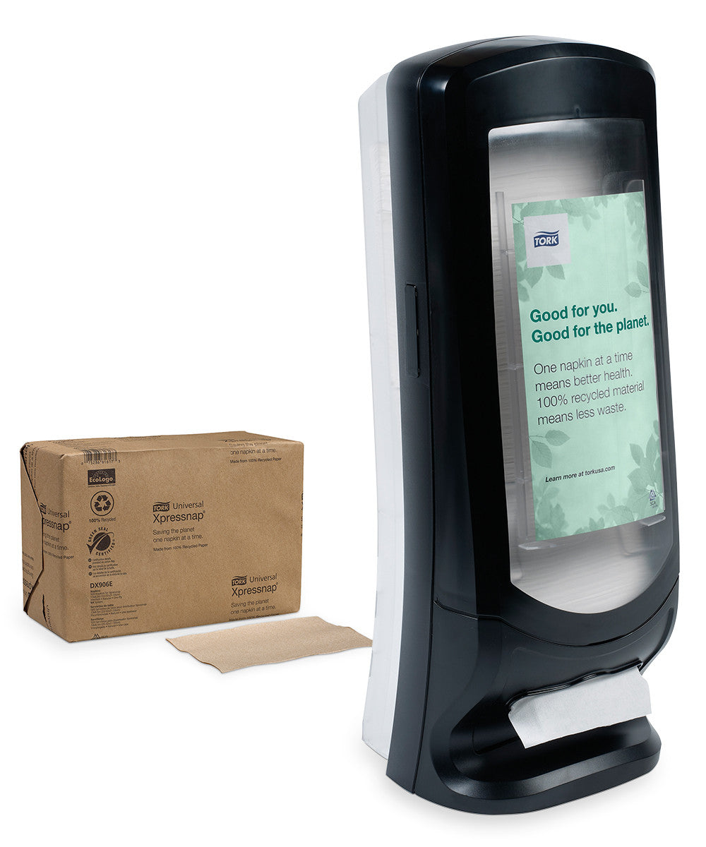 Tork® Advanced Xpressnap® Tall Stand Napkin Dispensing System