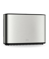 Tork® Mini Jumbo Toilet Paper Dispenser, Stainless