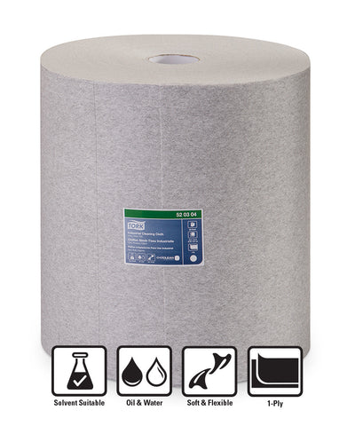 Tork® Disposable Cleaning Cloths Giant Roll