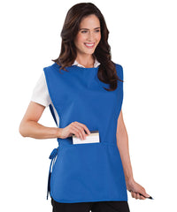 Royal Blue Unisex Cobbler Aprons Shown in UniFirst Uniform Rental Service Catalog